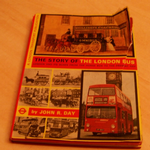 The Story of the London Bus By John R Day Hard back Book